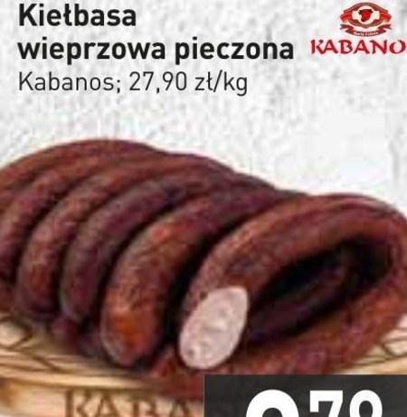 Kiełbasa Kabanos