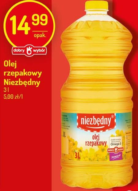 Olej Niezbędny