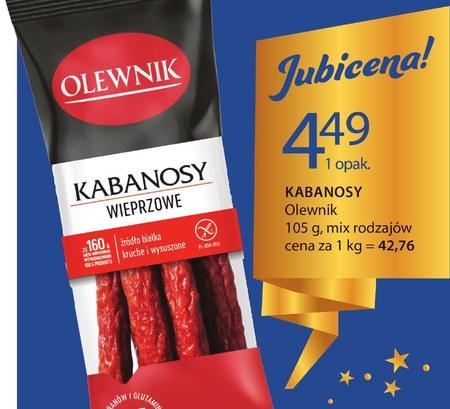Kabanosy Olewnik