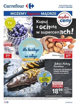 Kupuj z ochotą w Carrefour