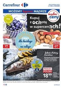 Gazetka promocyjna Carrefour - Kupuj z ochotą w Carrefour - ważna do 17-08-2020