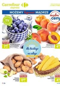 Gazetka promocyjna Carrefour Express - Kupuj mądrze z Carrefour Express - ważna do 17-08-2020