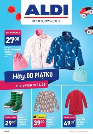 Gazetka promocyjna Aldi - Hity od piątku w Aldi!