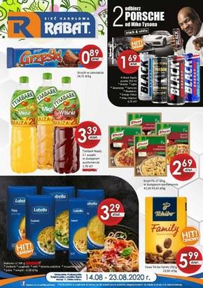 Promocje w sieci Rabat