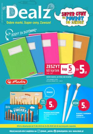 Gazetka promocyjna Dealz - Super ceny w Dealz