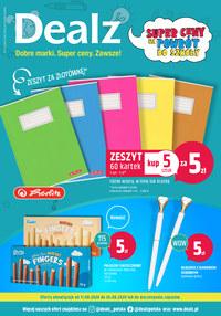 Gazetka promocyjna Dealz - Super ceny w Dealz - ważna do 26-08-2020