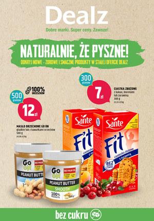 Gazetka promocyjna Dealz - Zdrowe i smaczne produkty w Dealz