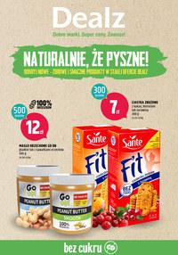 Gazetka promocyjna Dealz - Zdrowe i smaczne produkty w Dealz - ważna do 31-08-2020