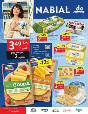 Niższe ceny w Intermarche!