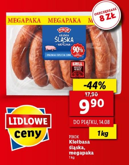 Kiełbasa Pikok