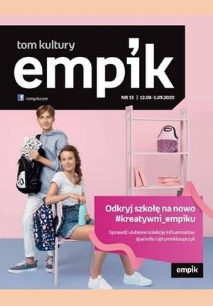 Gazetka promocyjna EMPiK - Tom kultury Empik