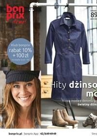 Gazetka promocyjna BonPrix - Hity dżinsowej mody w Bonprix - ważna do 30-09-2020