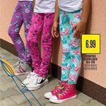 Legginsy dziewczęce Textil Market