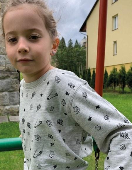 Bluza dziewczęca Textil Market