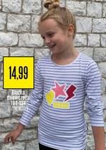 Bluzka dziewczęca Textil Market