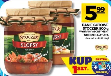 Klopsy Stoczek