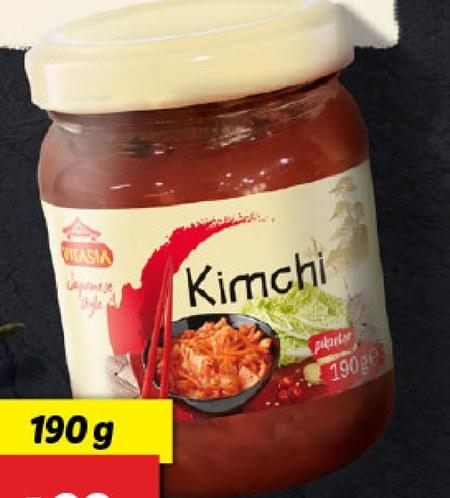 Kapusta kimchi Vitasia