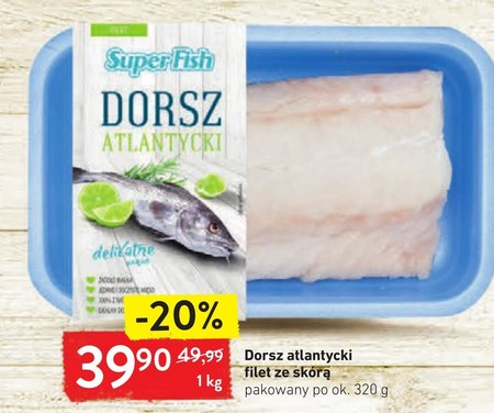 Dorsz Super fish