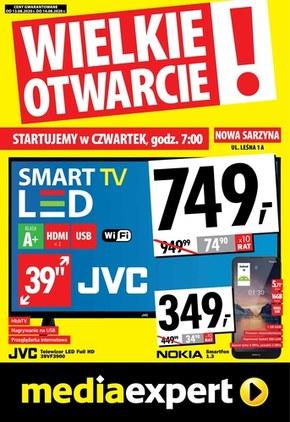 Media Expert Nowa Sarzyna - Wielkie otwarcie!