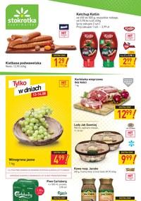 Gazetka promocyjna Stokrotka Supermarket - Czas na nowe promocje w Stokrotce Supermarket - ważna do 19-08-2020