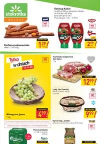 Gazetka promocyjna Stokrotka Market - Stokrotka Market i najnowsze okazje cenowe! - ważna do 19-08-2020