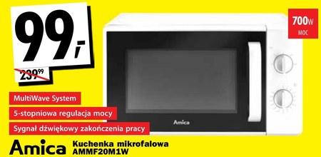 Kuchenka mikrofalowa Amica