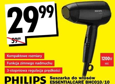 Suszarka do włosów Hoffen promocja Biedronka Ding.pl