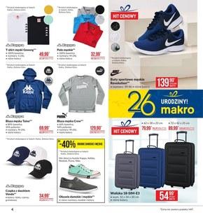 Oferta przemysłowa i sezonowe promocje w Makro