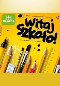Gazetka promocyjna Stokrotka Supermarket - Powrót do szkoły z Stokrotką!  - ważna do 02-09-2020