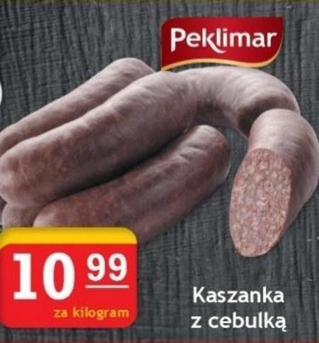 Kaszanka Peklimar