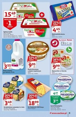 Oferta spożywcza Auchan