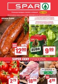 Gazetka promocyjna SPAR - Super ceny tygodnia w Spar! - ważna do 18-08-2020