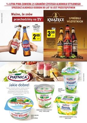 Smacznie i tanio w PSS Społem Szczecin!