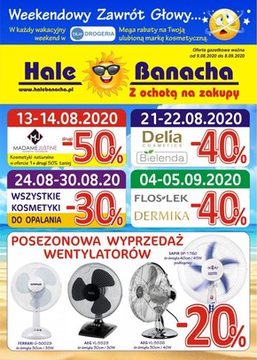 Zawrót głowy w Hali Banacha!