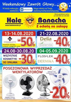 Gazetka promocyjna Hala Banacha - Zawrót głowy w Hali Banacha!