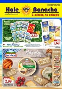 Gazetka promocyjna Hala Banacha - Pyszne produkty w Hala Banacha!  - ważna do 08-09-2020
