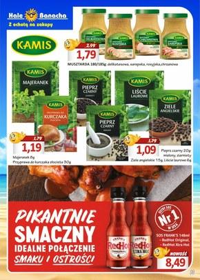 Pyszne produkty w Hala Banacha!
