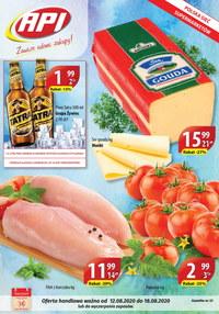 Gazetka promocyjna Api Market - Zawsze udane zakupy w Api Market! - ważna do 18-08-2020