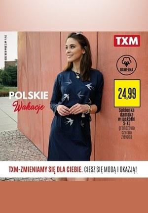 Gazetka promocyjna Textil Market - Polskie wakacje z Textil Market