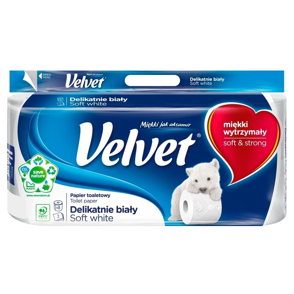 Papier toaletowy Velvet - 4