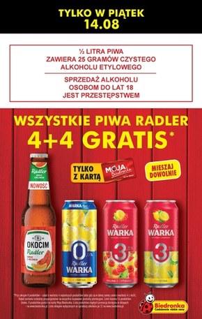 Nowy tydzień w Biedronce!