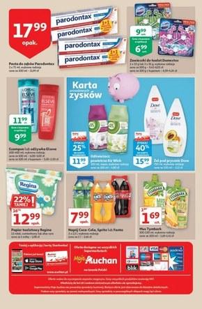 Oferta handlowa Moje Auchan!