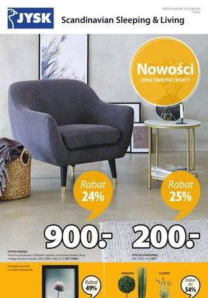 Gazetka promocyjna Jysk - Nowości i inne świetne oferty w Jysk