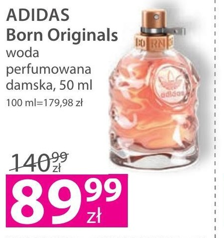 Woda perfumowana Adidas