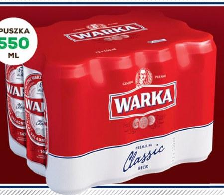 Piwo Warka