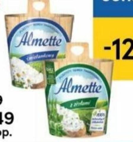 Serek do smarowania Almette