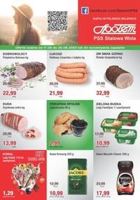 Gazetka promocyjna PSS Stalowa Wola - Promocje w PSS Stalowa Wola - ważna do 30-08-2020