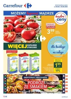 Najnowsza oferta spożywcza Carrefour!