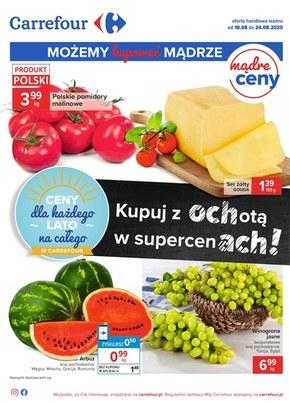 Kupuj tanio w Carrefour!