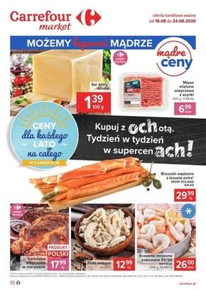 Carrefour Market  - oferta spożywcza!